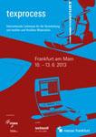 выставка швейного оборудования в Германии, 2013